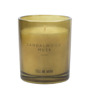 Doftljus Sandalwood musk - Tell me more
