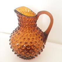 Linné carafe brun