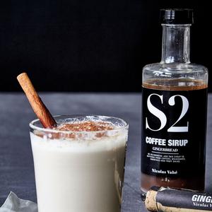 Kaffesirap gingerbread  - Nicolas vahe