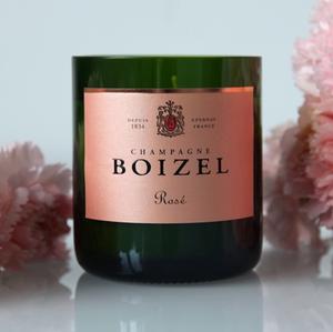 Doftljus - Champagne Boizel Rosé Candle