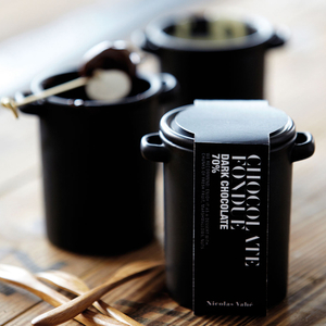 Fondue mörk choklad 70% - Nicolas Vahe