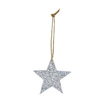 Hängande stjärna glitter