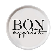 """Trendy Tray """"Bon Appétit"""""""