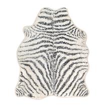HK Living - Badrumsmatta zebra