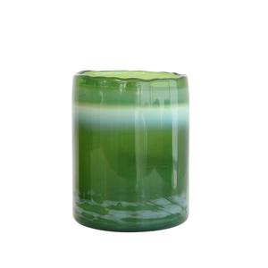 Tealight holder (grön)