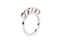 Ring - Rocking ring (Silver)