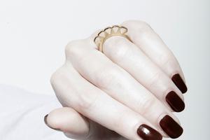 Ring - Rocking Ring (mässing)