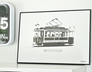 Poster - Undrar om Ada åker Kållektivt?