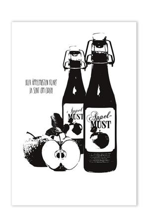 Poster - Blev äppelmusten klar?