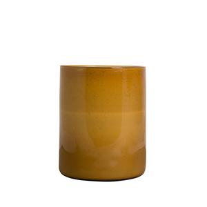 Ljuslykta / vas Calore amber - On Interiör