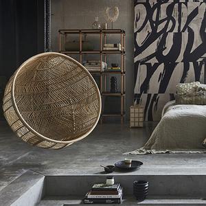 Bambulykta fyrkantig natur
