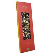 Mörk choklad med ananas och kokos (ekologisk) - Backamo choklad