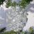 Julgranskula kotte med glitter
