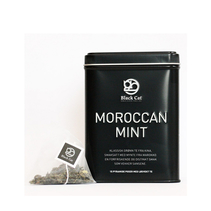 Te Wellness moroccan mint från Black cat