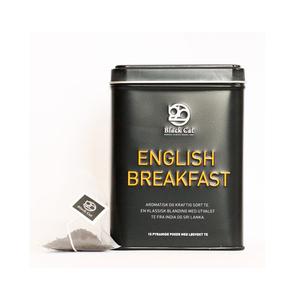 Te Wellness English Breakfast från Black Cat