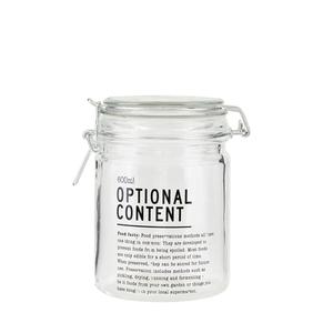 Förvaringsburk Optional content 600 ml - House doctor