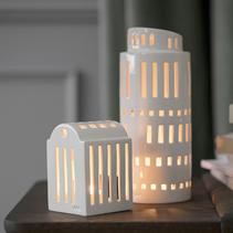 Urbania Tårn Ljuslykta - Kähler