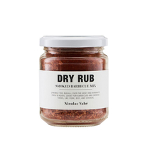 Dry rub smoked barbeque mix - Nicolas Vahe