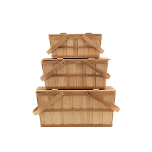 Picnic baskets large - Nicolas vahe