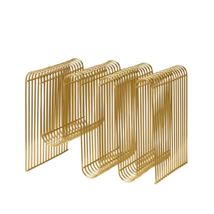 Tidningsställ guld - AYTM