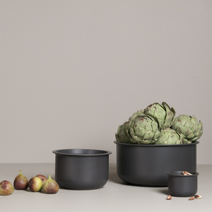 Tub small svart (cast Iron) - DBKD