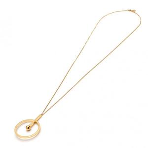 Halsband Caine 80 guld - Bud to Rose