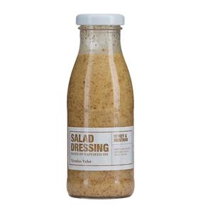 Salladsdressing honung / senap - Nicholas Vahé