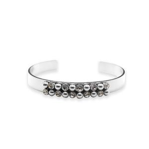 Armband Bazaar (stål) - Bud to Rose
