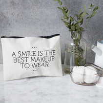 Makeup bag, Smile - House Doctor