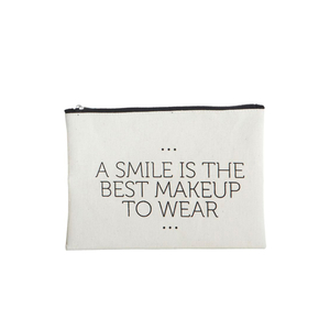 Makeup bag, Smile - House Doctor