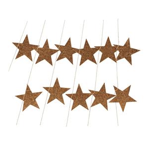 Girlang Stars (guld) - House Doctor