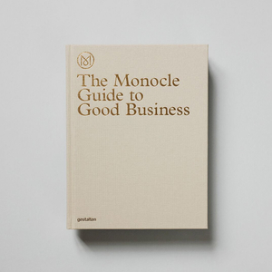 Bok The monocle guide to good business