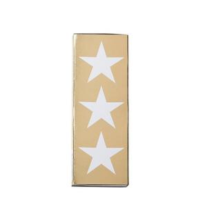 Tändstickor Star guld/vit