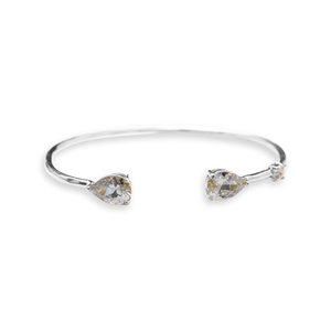 Armband Carrie (silver) - Bud to Rose