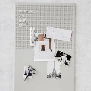 Noticeboard - House Doctor (grå)