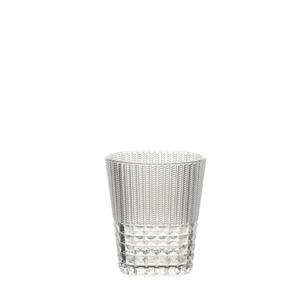 Lyxigt vattenglas i plast