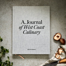 A journal of west Coast cullinary  - Artilleriet