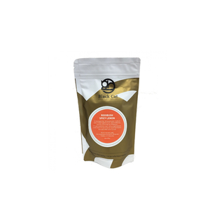 Te Rooibos Spicy lemon - Black cat