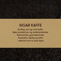 Sigar kaffe