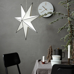 Adventsstjärna star stroke 7 point (60 cm) - house doctor