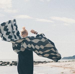 Margaret Rose Ull filt - Olle Eksell + Klippan