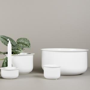 Tub medium vit (cast Iron) - DBKD
