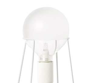 Bordslampa Agraffe