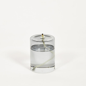 OLIE oljelampa (grå) Medium - Eno Studio