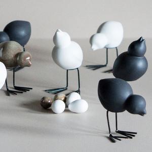 Deco egg (vit) - DBKD