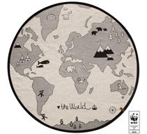 The World Rug - OYOY