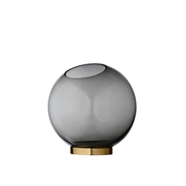 Globe vas grå (mini) - AYTM