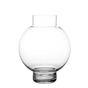 Tokyo ljuslykta / vas 150mm - Skrufs Glasbruk