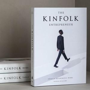 Bok Kinfolk Entrepreneur