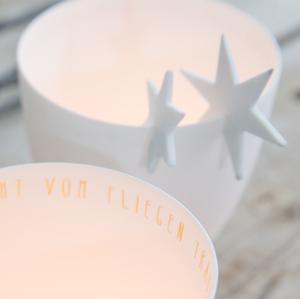 Ljuslykta - Poetry light